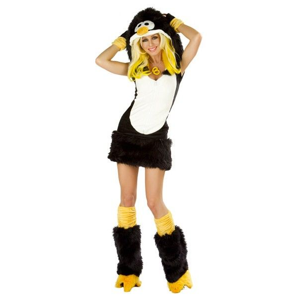 Best 25 wolf costume women ideas on pinterest red riding hood deluxe penguin costumes solutioingenieria Image collections
