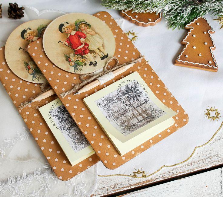Купить магнит большой новогодний ПОДАРКИ МАЛЫШАМ - сувениры и подарки, Сувенир ручной работы, корпоративные подарки