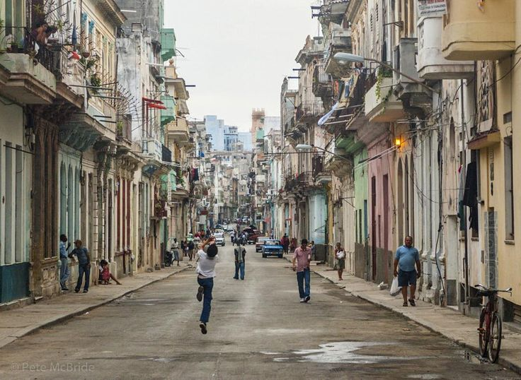 Over the last 15 years I have visited Cuba and these streets five times working as a photographer and journalist. There is a fiery messy vitality that defines life in Havana Cuba's capitol  and caresses every corner of this weathered port. #havana #cuba by pedromcbride