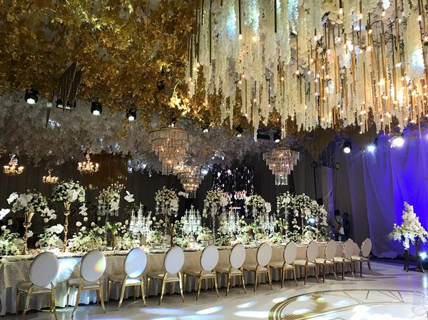 14 Grand Reception Styling Designs That Will Wow You Wedding