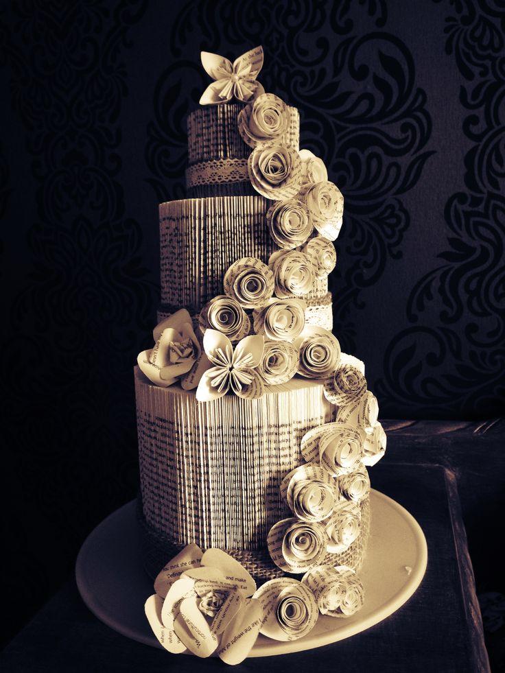Non Traditional Wedding Cakes