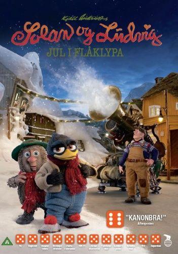 Solan Og Ludvig - Jul I Flåklypa (DVD)