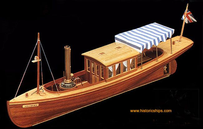 Louise Con80834 Wood Model Ship Kit By Constructo Ship