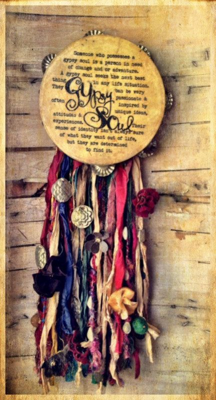 Hey, I found this really awesome Etsy listing at http://www.etsy.com/listing/174782238/gypsy-soul-tambourine