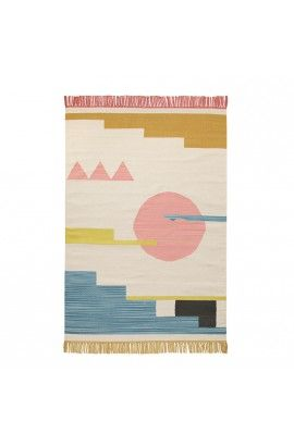 Woven Cotton Area Rugs for Sale l Explore by Color & Style