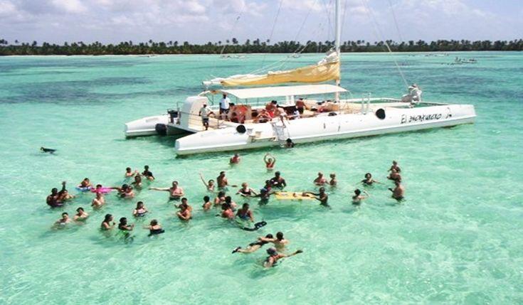saona island excursion - Dominican Republic