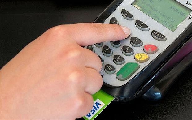 Τα PIN και τα μπλοκ επιταγών