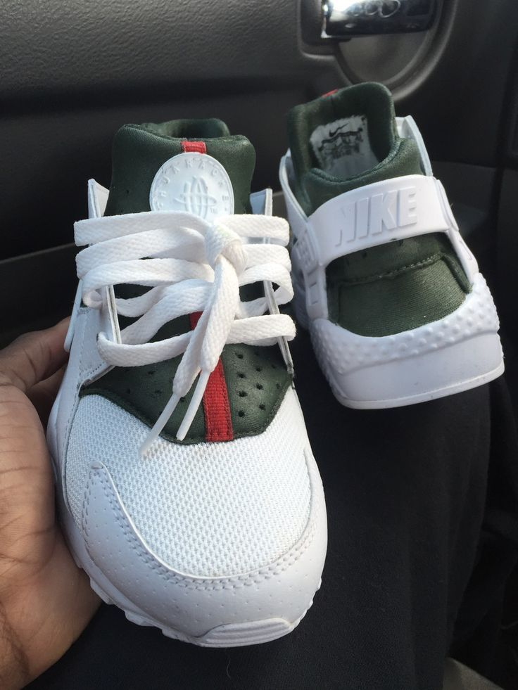 newest collection 2a56a 67e54 Image of White Gucci Huaraches  If you love Gucci bags, it can be helpful  to know the basics of how to distinguish a real one from a fake.