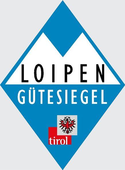 Loipen Gütesiegel - Land Tirol