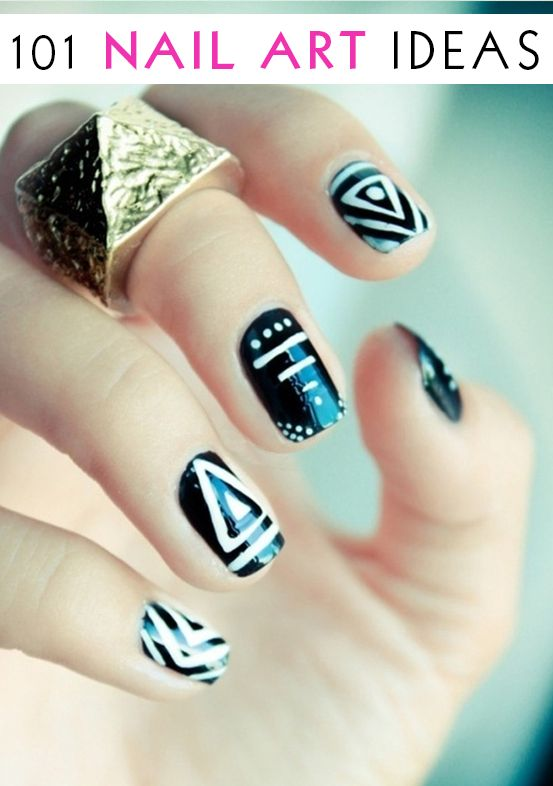 101 nail art ideas