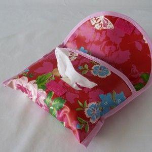 Schoonmaak-etui voor vochtige doekjes! Ideaal voor poep luiers