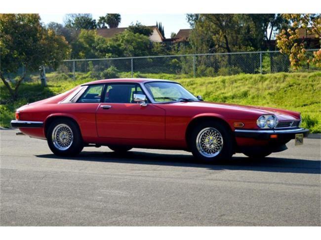 1990 Jaguar XJS V12 COUPE in Palm Springs California