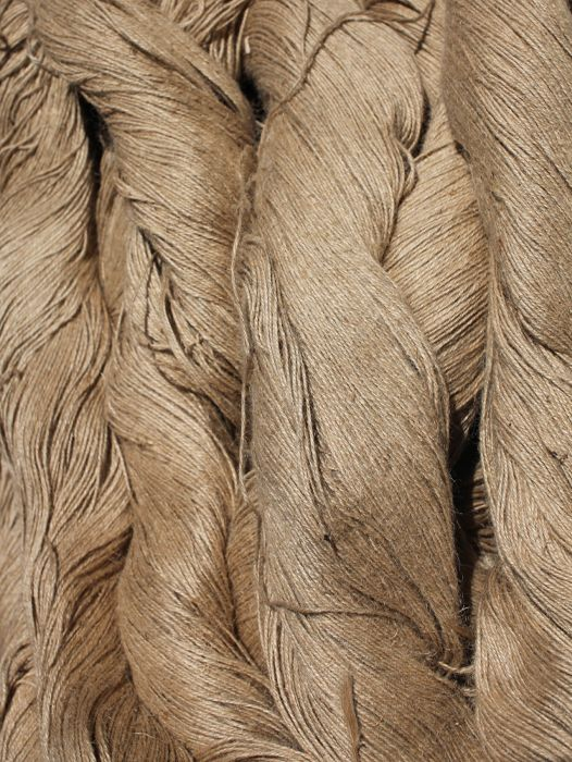 JUTE Jute is a great eco product as it is a rain fed crop that has little need for fertilizer or pesticides. It is a natural vegetable fibre that can be spun into coarse strong threads, perfect for creating our beautiful collection of durable rugs and baskets.