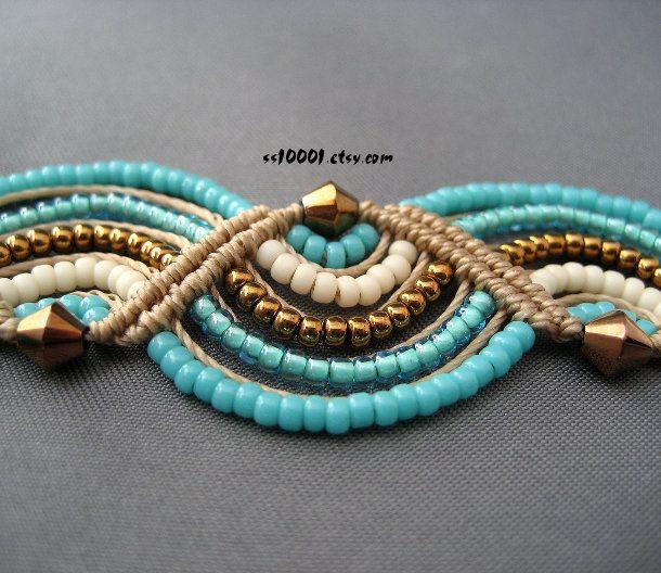 Macrame Jewelry Patterns - Bing Images