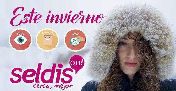 Ya ha llegado el frio, y la mejor moda para abrigarse está en TIENDAS SELDIS. visita nuestra web y verás lo fácil que es ELEGIR, RECOGER Y PAGAR en más de 100 tiendas seldis. #eligerecogeypaga