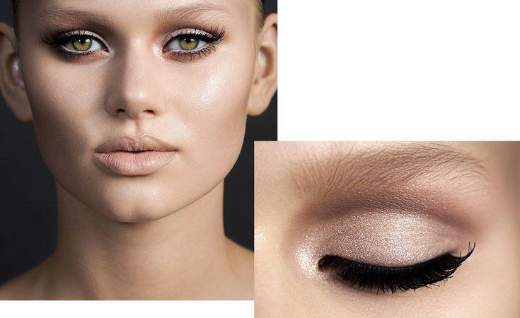 6 Looks Μακιγιάζ με nude Χείλη και Έμφαση στα Μάτια