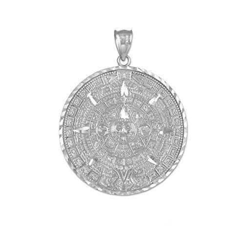 925 Sterling Silver Aztec Charm Mayan Calendar Pendant (2... https://www.amazon.com/dp/B00FENYPOK/ref=cm_sw_r_pi_dp_x_CnB0yb9V7TJDF