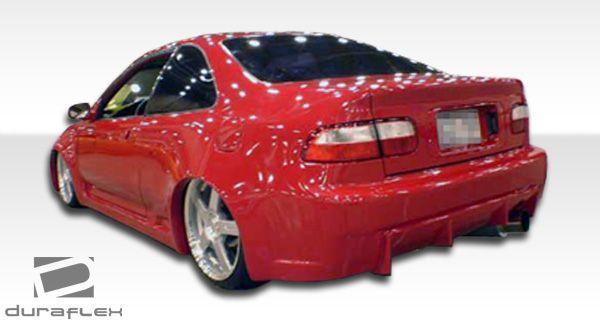 Civic Full Body Kits, Honda Civic HB Full Body Kit 92 93 94 95 - XGT