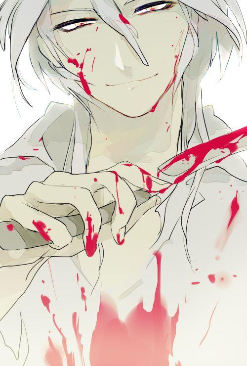 Day 9: Favourite anime villian: Makishima Shogo from Psycho-pass