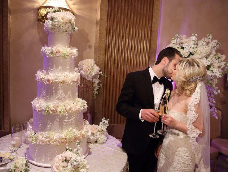 My wedding #weddingcake #wedding flowers