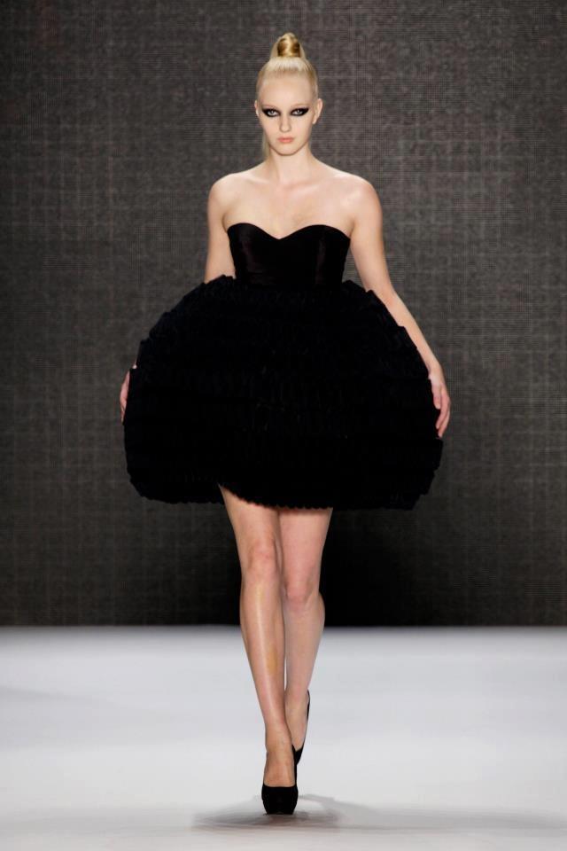 Camilla Salgaard - Mercedes Benz Fashion Week