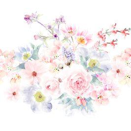 Pale Garden Blossom