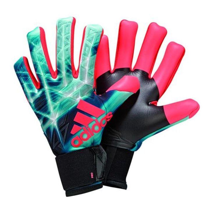 adidas ACE Trans Pro Manuel Neuer Handschuh Blau | Torwarthandschuh | Herren | Gloves | Equipment