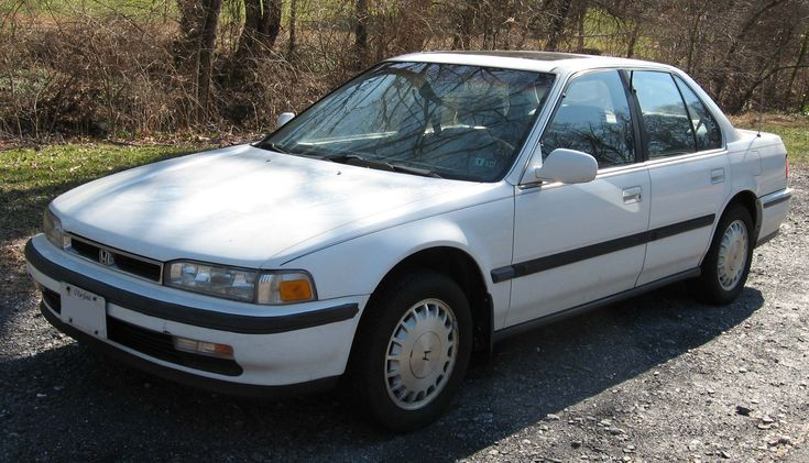 1990 Honda Accord Sedan -   Honda Accord sedan  Car and Driver  Capsule review: 1990-1993 honda accord December 15th 2009 at 1:33 pm; a 91 accord ex was my first car an adult my first japanese car my first fwd car and my first sedan. along with all these. 2003 honda accord sedan car light bulb size chart When you need to replace the headlight turning signal or parking light bulb on your 2003 honda accord sedan finding out what the replacement size you need can be a. Honda accord history…