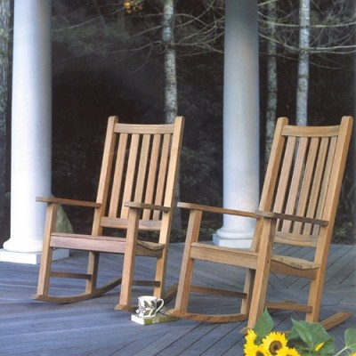 14 Best Images About Outdoor Rocking Chairs On Pinterest