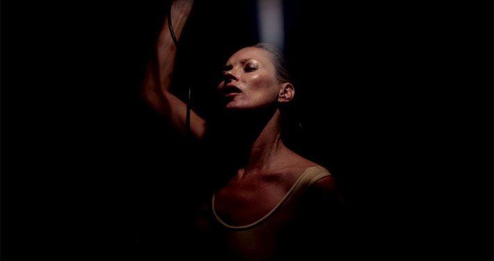 MASSIVE ATTACK'ten Kate Moss'lu yeni klip! #katemoss #massiveattack