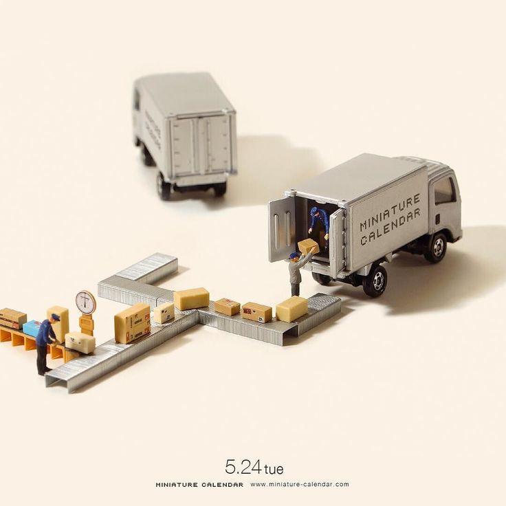 ". 5.24 tue Delivery"" .  by tanaka_tatsuya"