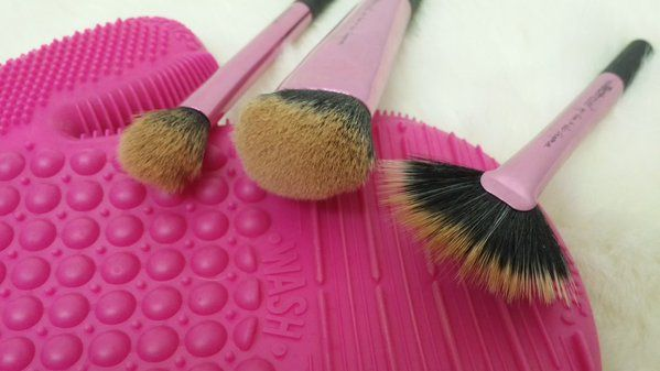 how to: sigma spa brush cleaning clove review op aboutsbstyle