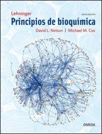 """""""Principios de bioquímica [de] Lehninger : sexta edición"""" / David L. Nelson, Michael M. Cox. Barcelona : Omega, cop. 2015. Matèries : Bioquímica. #nabibbell"""