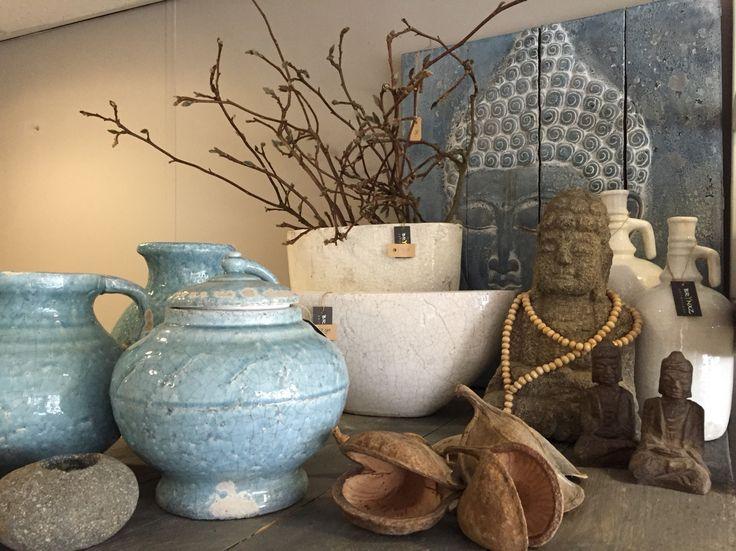 Boeddha hoekje