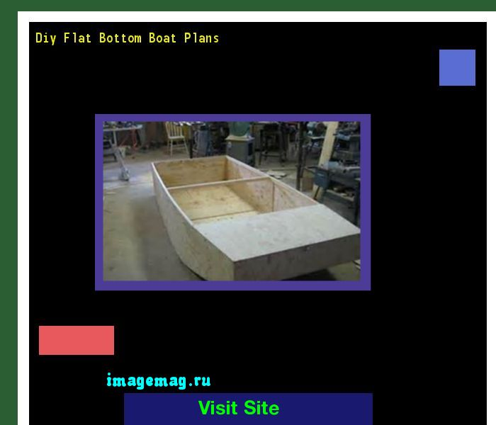 Diy Flat Bottom Boat Plans 140109 - The Best Image Search