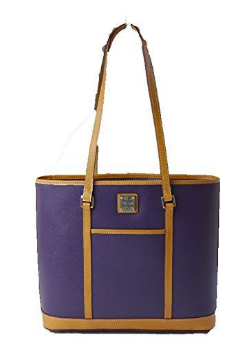 New Trending Shopper Bags: Dooney  Bourke Plum Purple Leather Whitney Claremont Shopper Tote Bag $198. Dooney  Bourke Plum Purple Leather Whitney Claremont Shopper Tote Bag $198  Special Offer: $134.00  222 Reviews This classic Dooney  Bourke Bag is made of textured leather, trimmed with vachetta leather, and accented with gold tone hardware. It features classic ...