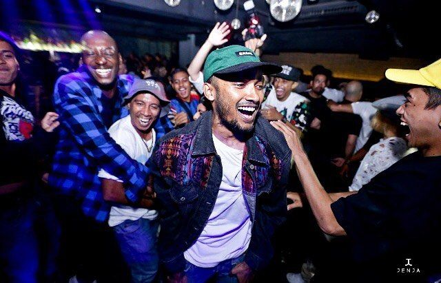 Big smiles during urbanized back on it again tomorrow! #jenja #jenjabali #party #club #cocktails #nightlife #bali #island #islandlife #hiphop #music #dj #turntablism #townsquarelife by jenjabali http://ift.tt/1HNGVsC