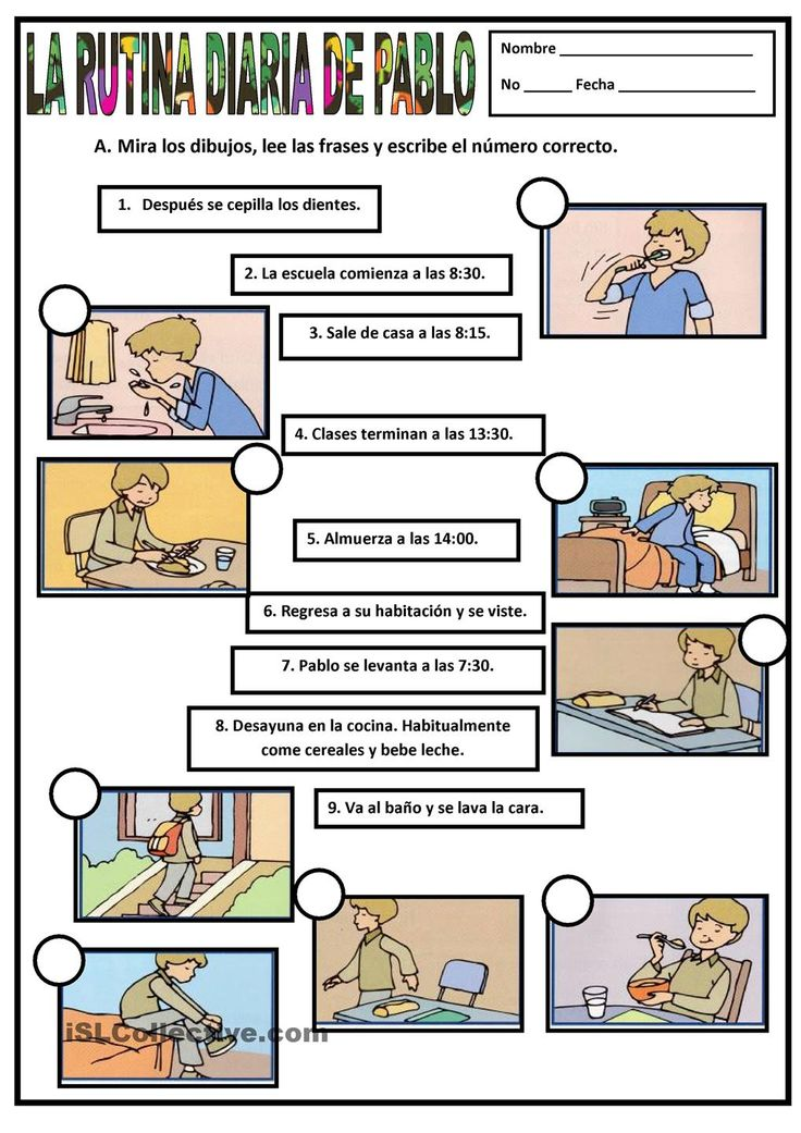 12 best images about Reflexive verbs on Pinterest ...