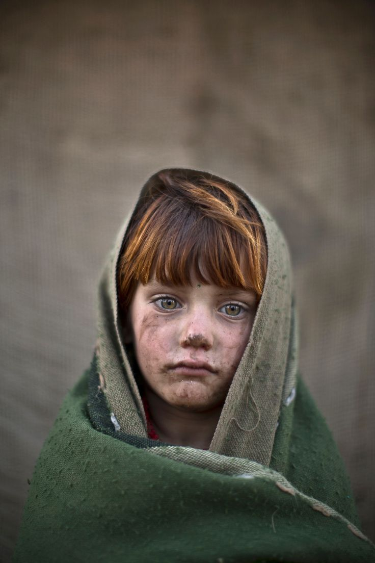 Six-year-old Laiba Hazrat's face appearing as another pin in your feed. Scroll down to avoid eye contact and the unthinkable reality of what it means to be treated as a lesser being.