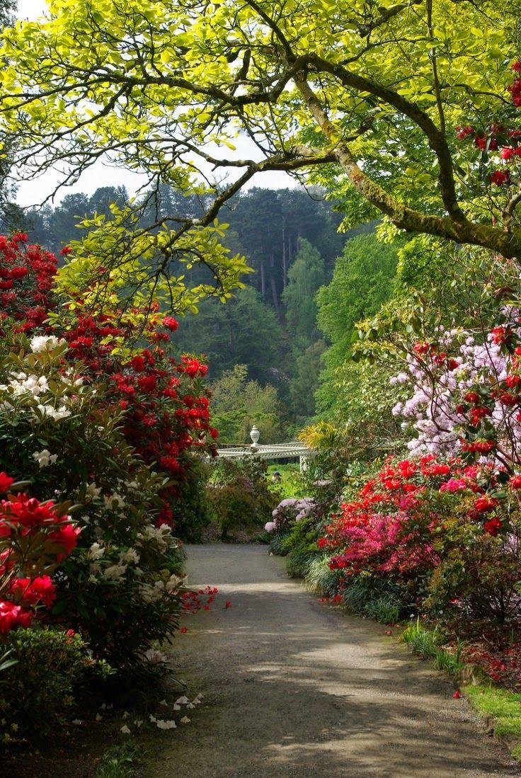 Bodnant Gardens, North Wales, UK | Backyards