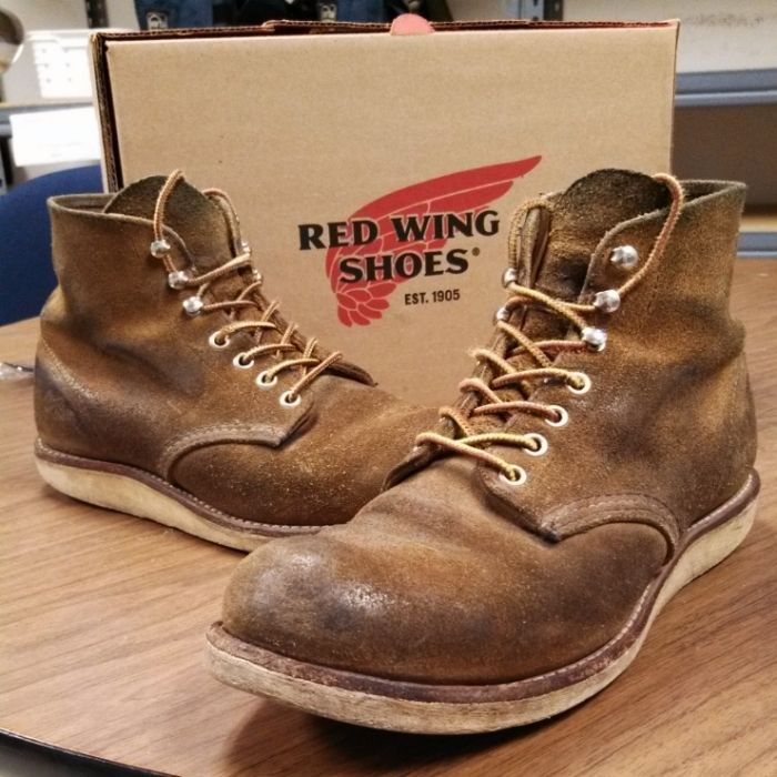 Red Wing #8181