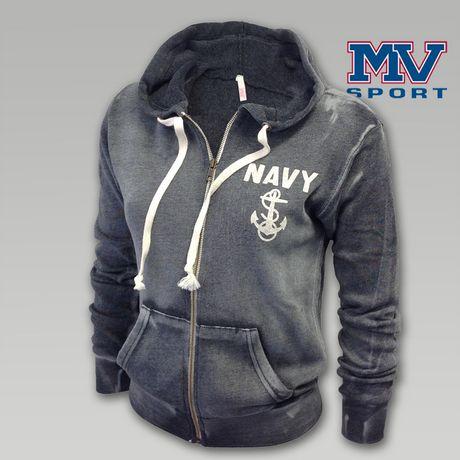 Navy Women`s Angel Fleece Hoodie | ArmedForcesGear.com | Armed Forces Gear