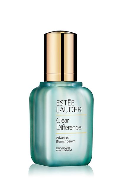 After washing off the mask, I applied a coat of this salicylic serum on my whole face. Salicylic acid is great for acne because it targets the zits while soothing the skin. I followed it with a gentle moisturizer, said a prayer, and went to bed.  Estēe Lauder Clear Difference Serum, $54, available at Estēe Lauder.