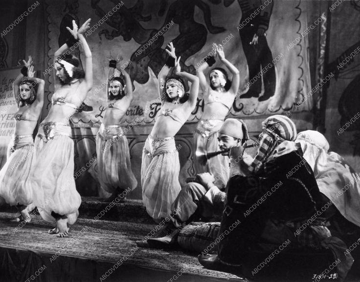 photo dancing harem girls from horror film Murders in the ...