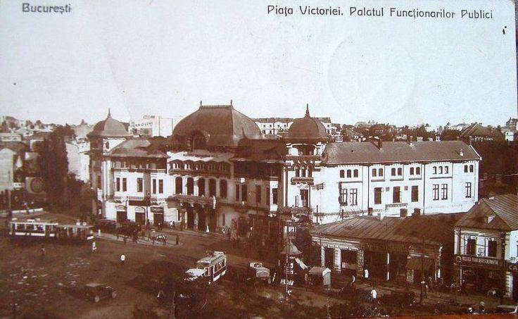 Piata Victoriei interbelica
