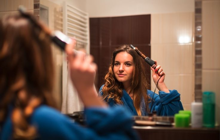 Beauty Alert You Ve Been Curling Your Hair Wrong Hair