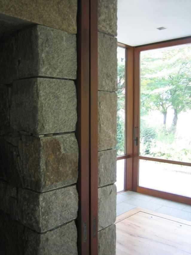 Architect Visit: Julian King Architects In New York. House FrontPocket DoorsScreened  ...