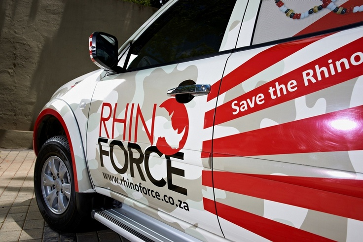 MITSUBISHI SPONSORS RHINO FORCE FOR RHINO CONSERVATION THROUGH TRANSLOCATION