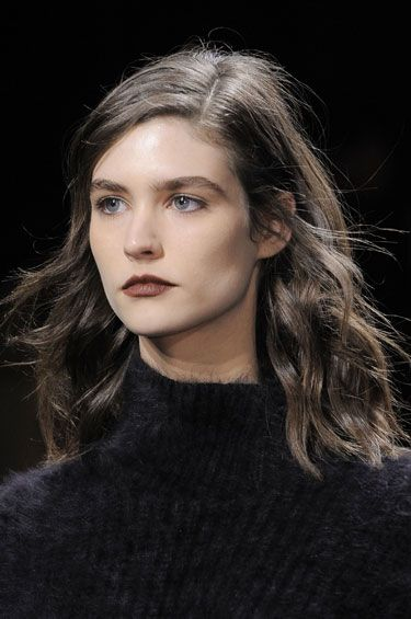 Fall Hair Trends to Try: Undone waves at 3.1 Phillip Lim