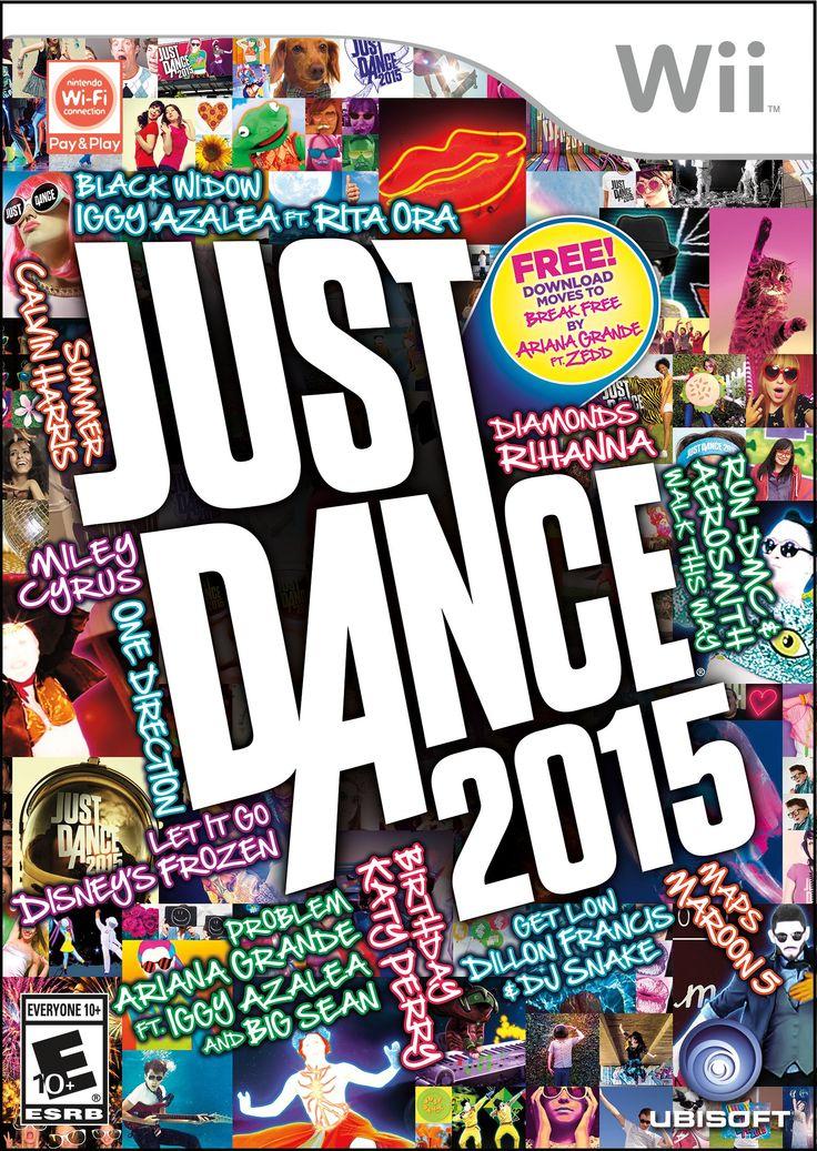 Amazon.com: Just Dance 2015 - Wii: Nintendo Wii: Video Games